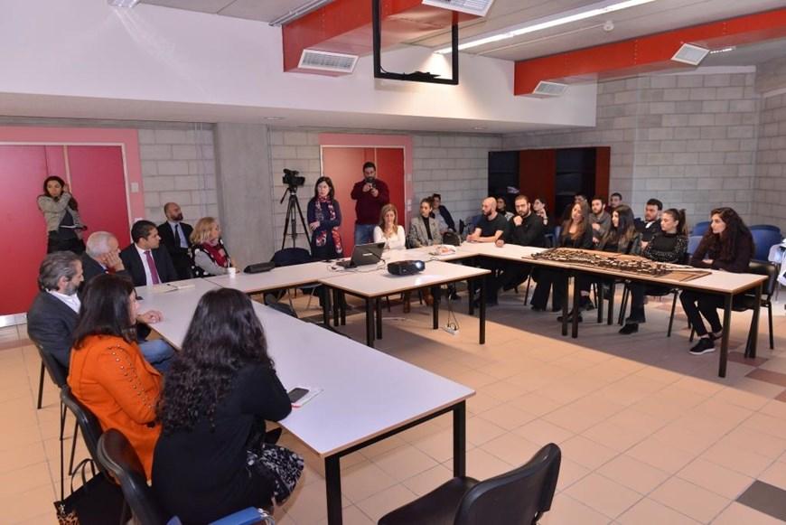 Seminar Series at NDU: Building Green: Experiments and Expectations